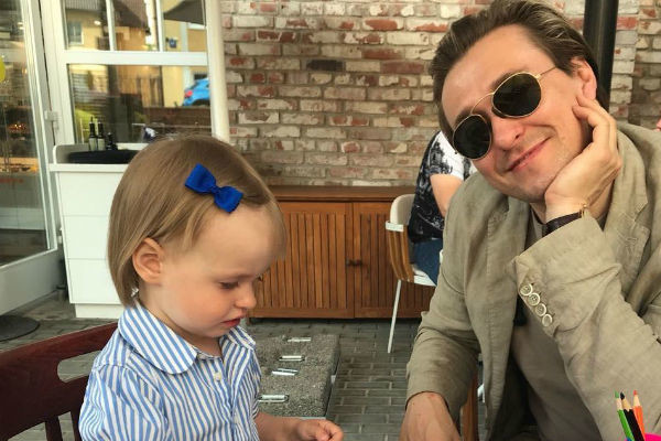 Сергей и Анна довольно долго не публиковали фото маленькой Маши