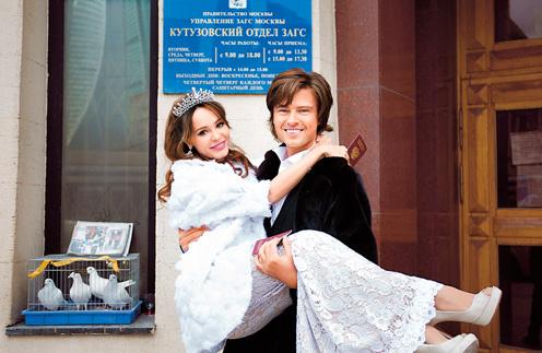 Прохор и Анна поженятся 15 апреля