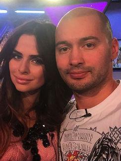 Андрей Черкасов и Виктория Романец