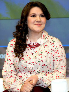 Дина Гарипова