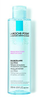 Мицеллярная вода ULTRA для сверхчувствительной и склонной к аллергии кожи, 200 мл., 1001 руб.,