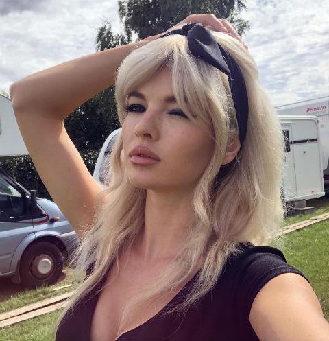 Невеста Марюса Вайсберга впервые показала подросшего сына