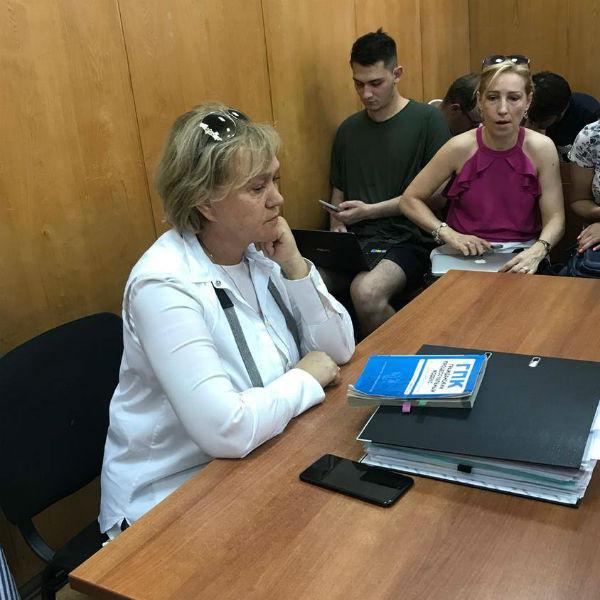 Представитель Елены Степаненко Елена Забралова