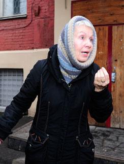 Валентина Малюкова претендует на половину дачи