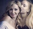 Татьяна Навка отметила с друзьями рождение дочери