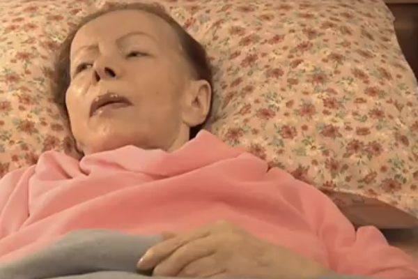 За два дня до инсульта Александра Ильинична дала интервью