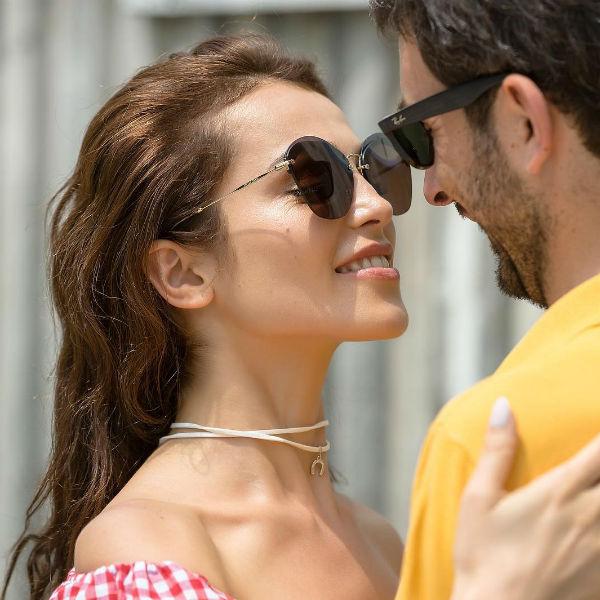 Сати и Стефано казались идеальной парой