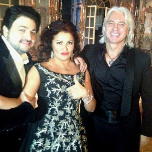 Дмитрий Хворостовский и Анна Нетребко вместе пели в опере «Трубадур»