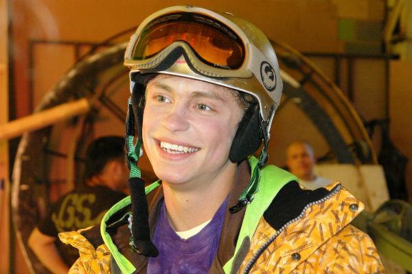 Сноубордист, которого сыграл Александр, полюбился всем зрителям