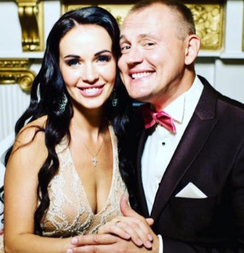 Степан и Евгения Меньщиковы