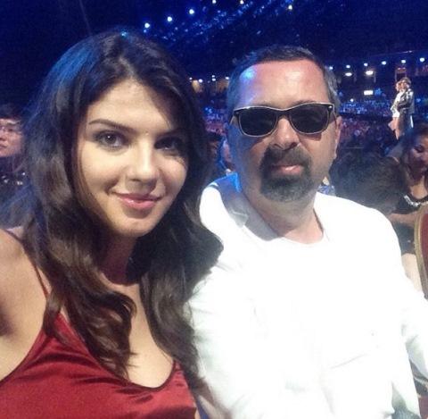 Ирина и Алексей Рыжовы