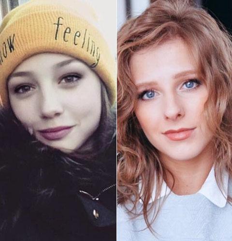 Екатерина Старшова и Лиза Арзамасова