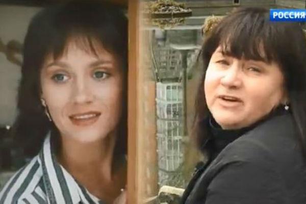 Ирина Шемелева тогда и сейчас