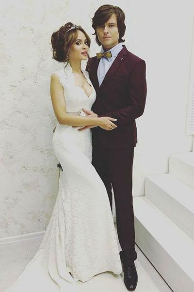 Для Анны эта свадьба будет первой в ее жизни