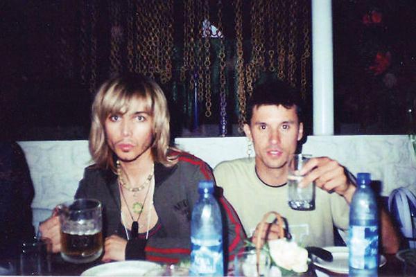 С Сергеем Зверевым Эдуард Рожков знаком с начала 2000-х