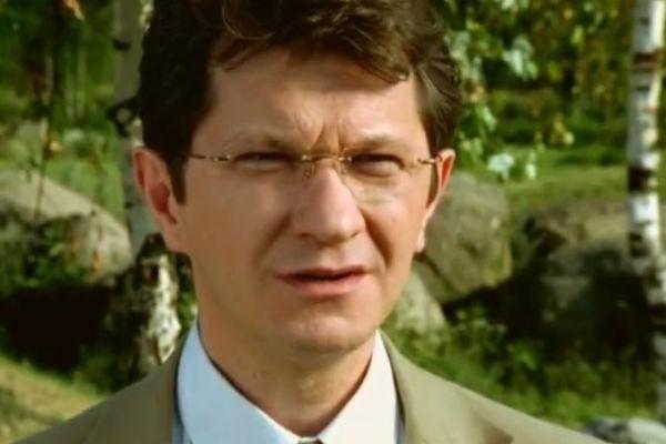 Андрей Ильин в сериале «Каменская»