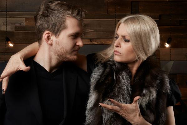 Татьяна с супругом Юлием