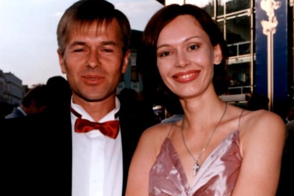 С первым мужем Ирина познакомиться в ростовском театре