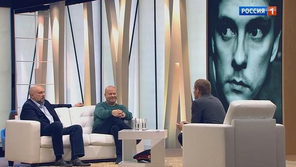 Алексей Нилов и Сергей Селин