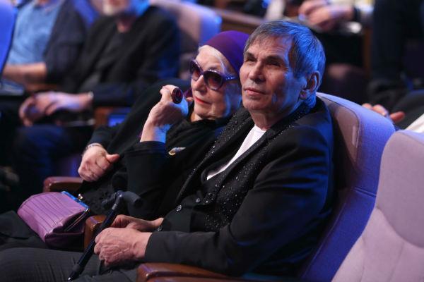 Федосеева-Шукшина и Алибасов познакомились еще в 90-е