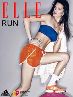 ELLE Run в беге только девушки