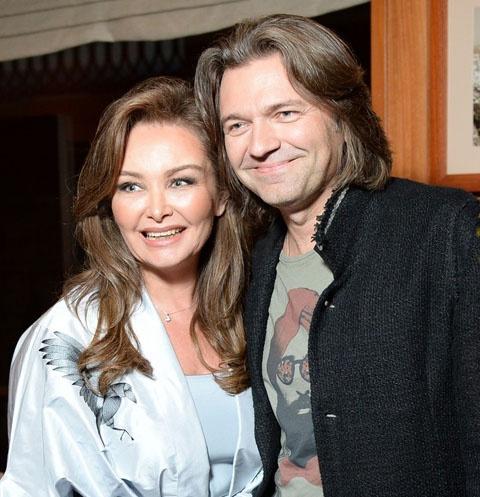 Елена и Дмитрий вместе уже больше четверти века
