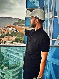 Максим Чернявский в Монако