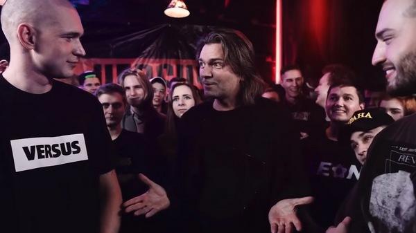 Полгода назад Дмитрий Маликов стал одним из гостей петербургского рэп-баттла «Версус»