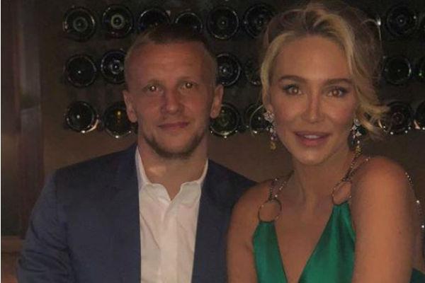 Игорь и Екатерина Смольниковы