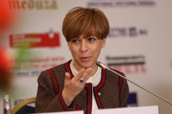 Марианна Максимовская стала модератором Круглого стола