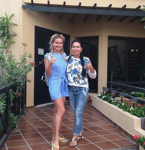 Марина и Татьяна Африкантовы