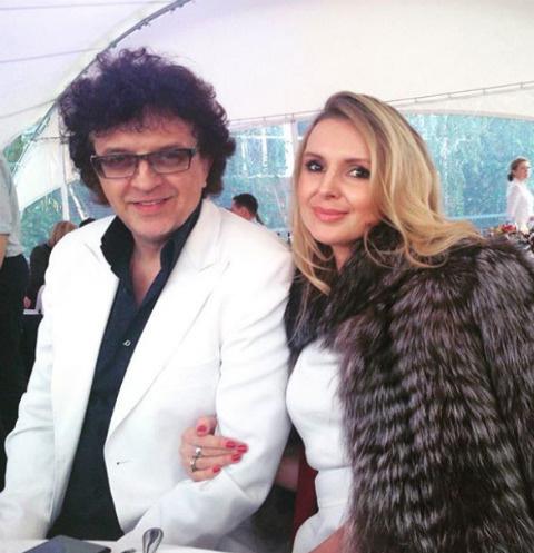 Роман Жуков и Елена