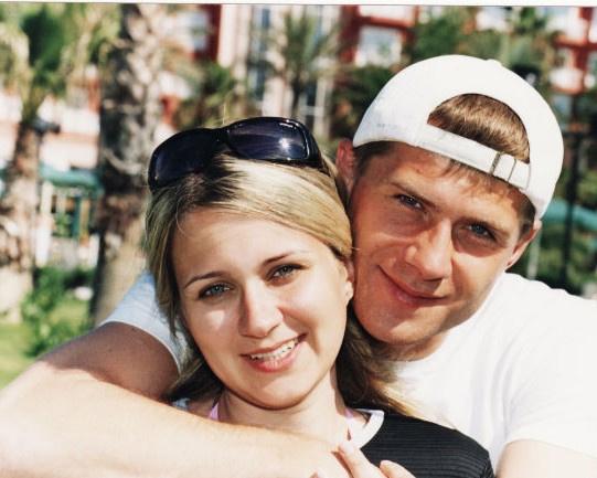 Игорь Аксенов и его супруга Ольга