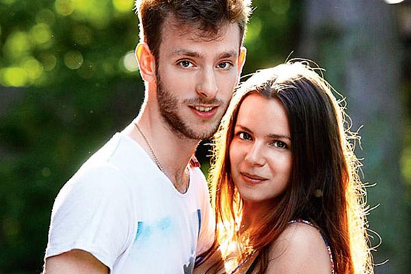 Этим летом Потап женился на возлюбленной Ангелине