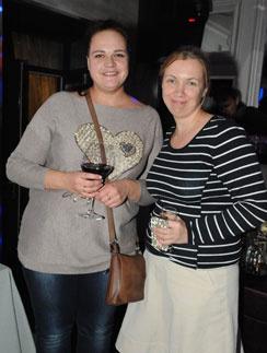 Шеф-редактор «СтарХита» Анна Бурашова и Юлия Августова