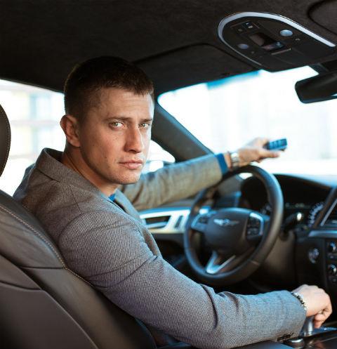 Павел Прилучный сыграл в сериале «Мажор» главную роль