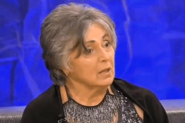 Мама певицы Татьяна Шепелева