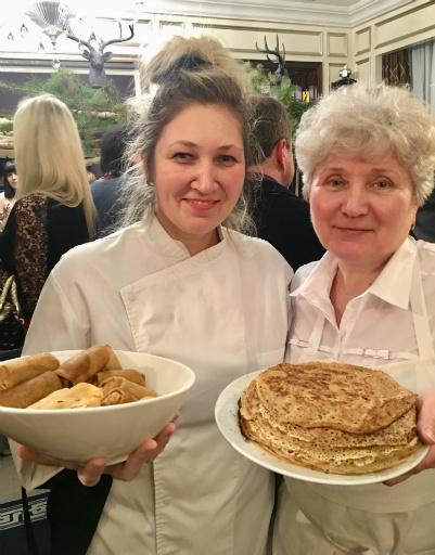 Чудо-повара - Светлана Орел и Наталья Першикова