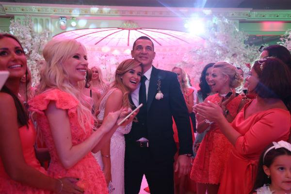 Ксения и Курбан были в восторге от выступлений артистов