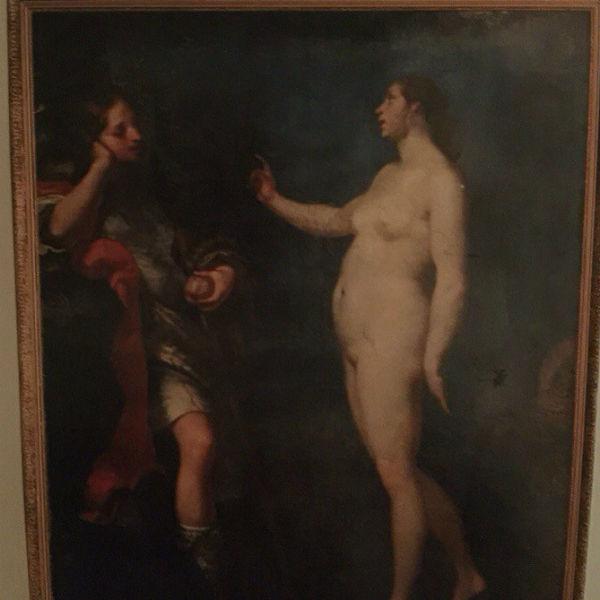 За эту картину Тициана поборются родственники