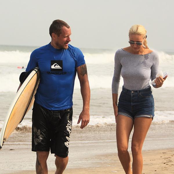 Медовый месяц молодожены проведут на берегу моря