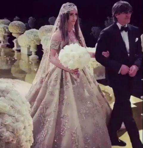 Лолита Османова вышла замуж за Гаспара Авдоляна