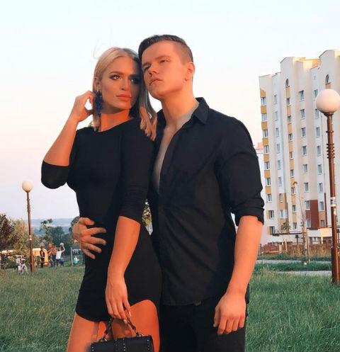 Анастасия Балинская и Алексей Кудряшов