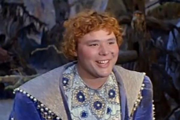 Сергей Николаев стал популярным после съемок в сказке «Варвара-краса, длинная коса»