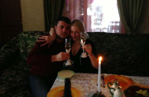 Анастасия и Бахтияр используют любую возможность, чтобы побыть вместе