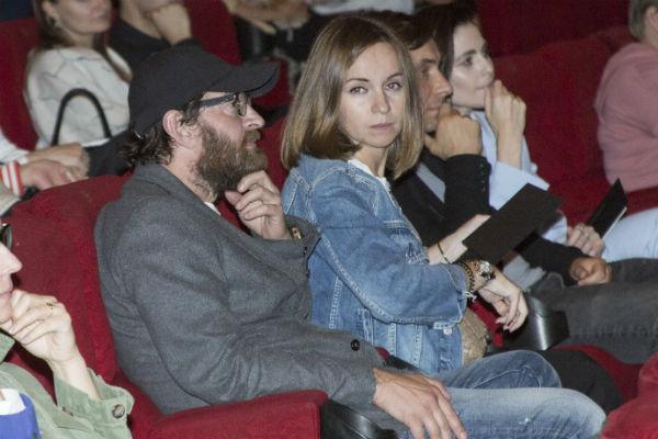 Константин Хабенский с женой Ольгой Литвиновой