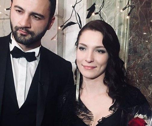 Константин Гецати и Софья Егорова