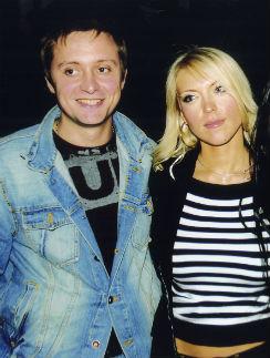 Артем и Дарья Михалковы