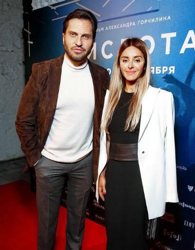 Александр и Анжелика Ревва
