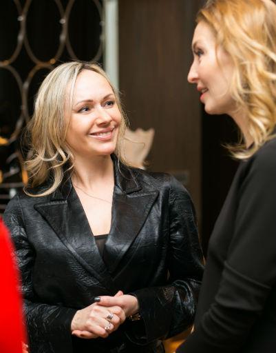 Мария Бутырская и Елена Смирнова